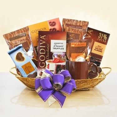 Godiva Coffee, Cocoa & Chocolate