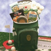 Golfing Around Gift Tote