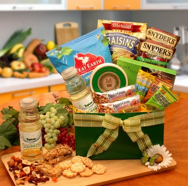 Healthy Gourmet Gift Box
