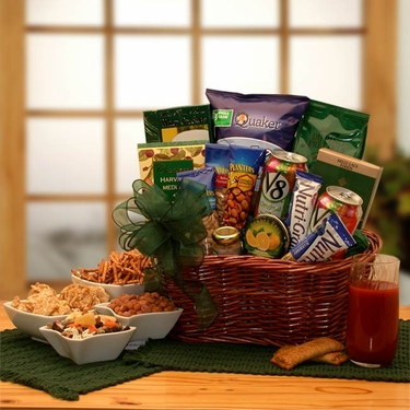 Heart Healthy Gift Basket