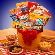 Junk Food Madness Pail