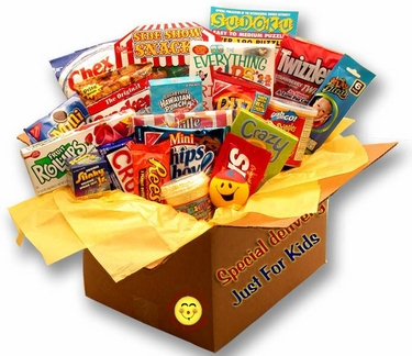 Kids Blast  Activity Care Package