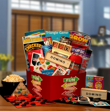 More Fun & Games Gift Box