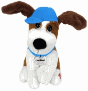 "Singing Plush ""My Best Friend"" Puppy"