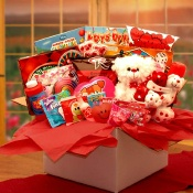 """""""My Little Sweetheart"""" Valentine Care Package"""