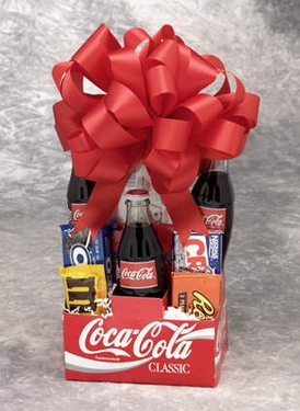 Old Time Coca-Cola Soda Pack