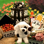 Patches Doggie Gift Tower
