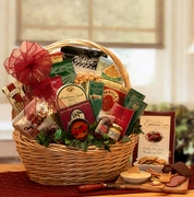 Snack Attack Gift Basket