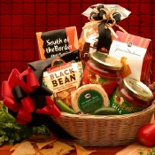 Spice It Up Snack Gift Basket