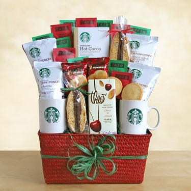 Starbucks Holiday Greeting