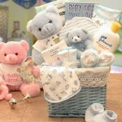 Sweet Baby Of Mine New Baby Gift Basket