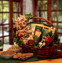 Sweets-N-Treats Gift Basket