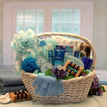 The Spa Experience Gift Basket