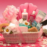 Ultimate Relaxation Gift Basket