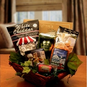 """""""Welcome To Your New Home"""" Gift Basket"""