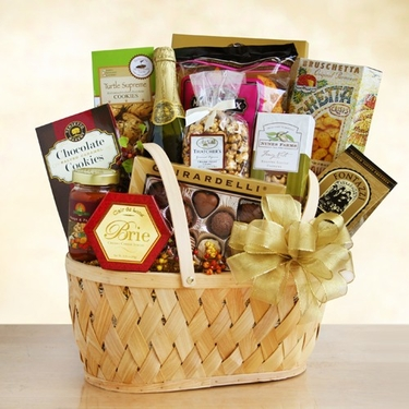 Winners Circle Gourmet Gift Basket