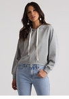Ready For The Weekend Cropped Hoodie