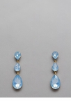 Drop Me Off Faux Gem Earrings