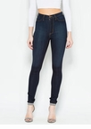 Perfectly Basic High-Waisted Jeans