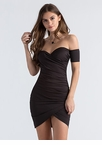 Sexy Sweetheart Off-Shoulder Dress