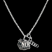 2013 WNFR Charm Necklace (NFRNC113)