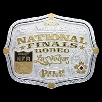 2015 WNFR Commemorative Buckle (NFR515)