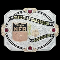 2016 WNFR Limited Edition Commemorative Buckle PREORDER (NFR616)