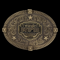 2017 WNFR Heritage Buckle