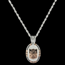 2017 WNFR New Traditions Pendant Necklace