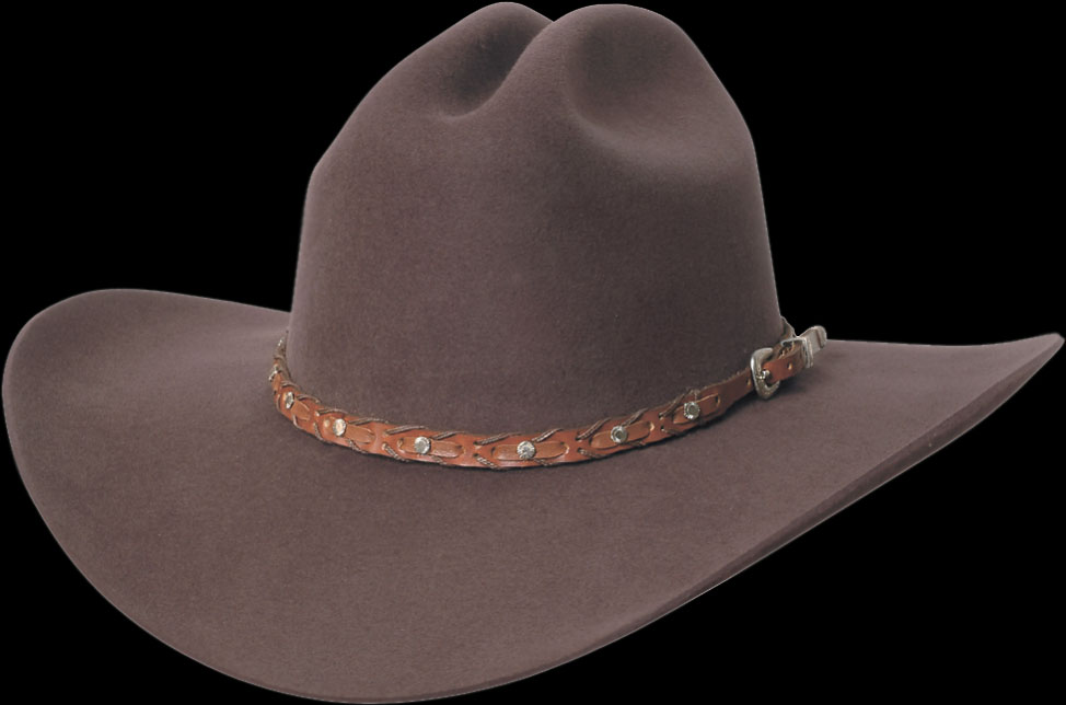 6X Traditional Western Felt Hat  Pistol Pete  from Bullhide by Montecarlo  Hat Co. 8cb0b13c7cc