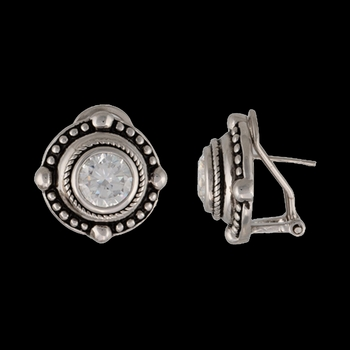 A Gaze Upon the Western Night Earrings (ER2574)