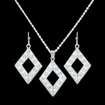 A Girl's Best Friend Jewlery Set (JS3377)