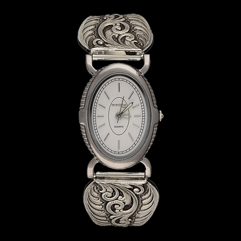 Antiqued Filigree Ladies Expansion Band Watch (WCH60765RTS)