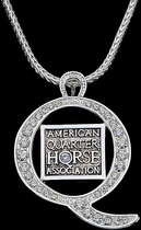 "AQHA ""Q"" Necklace"