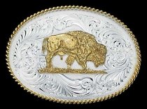Buffalo Belt Buckle