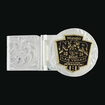 2016 WNFR Hinged Money Clip (NFRMCL116)