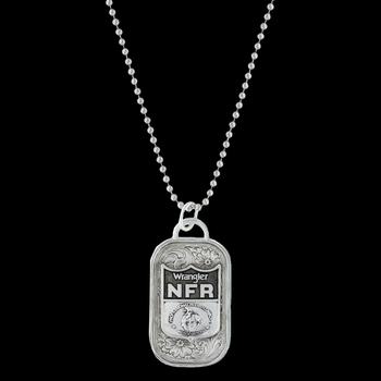 2016 WNFR Classic Token Necklace with NFR Shield (NFRNC216)