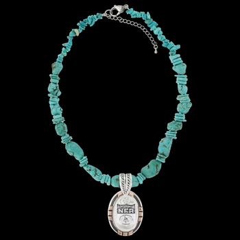 2016 WNFR Statement Amulet Necklace (NFRNC316)