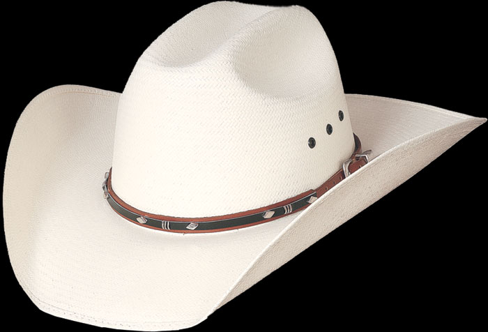 Cowboy Hat  Alamo  from Bullhide by Montecarlo Hat Co. eb14bd77fc3