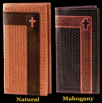 Cross Checkbook Wallet