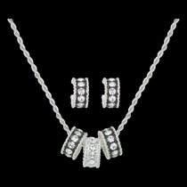 Crystal Shine Jewelry Set (JS1032)