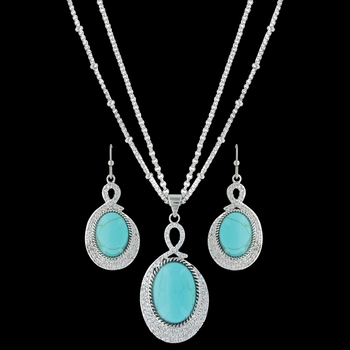 Curling Path Jewelry Set (JS3265)