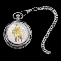 Custom Pocket Watch - Any Figure (WATCHP20)