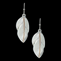 Downy Feather Earrings (ER2878RG)