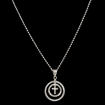 Fellowship Circle Necklace (NC2515)