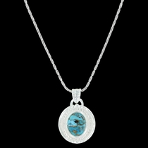 Glacier Pools of Turquoise Necklace (NC3354)