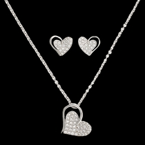 Heart Print Jewelry Set (JS2512)