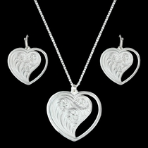 Hearts Swept Away Jewelry Set (JS2838)