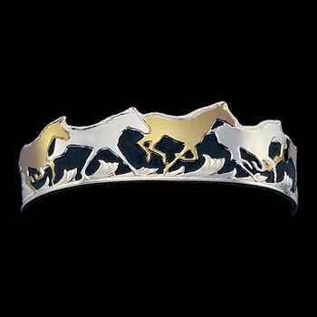 Horse of a Different Color Bracelet (BC60574)