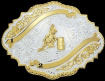 Ladies Trophy Buckle